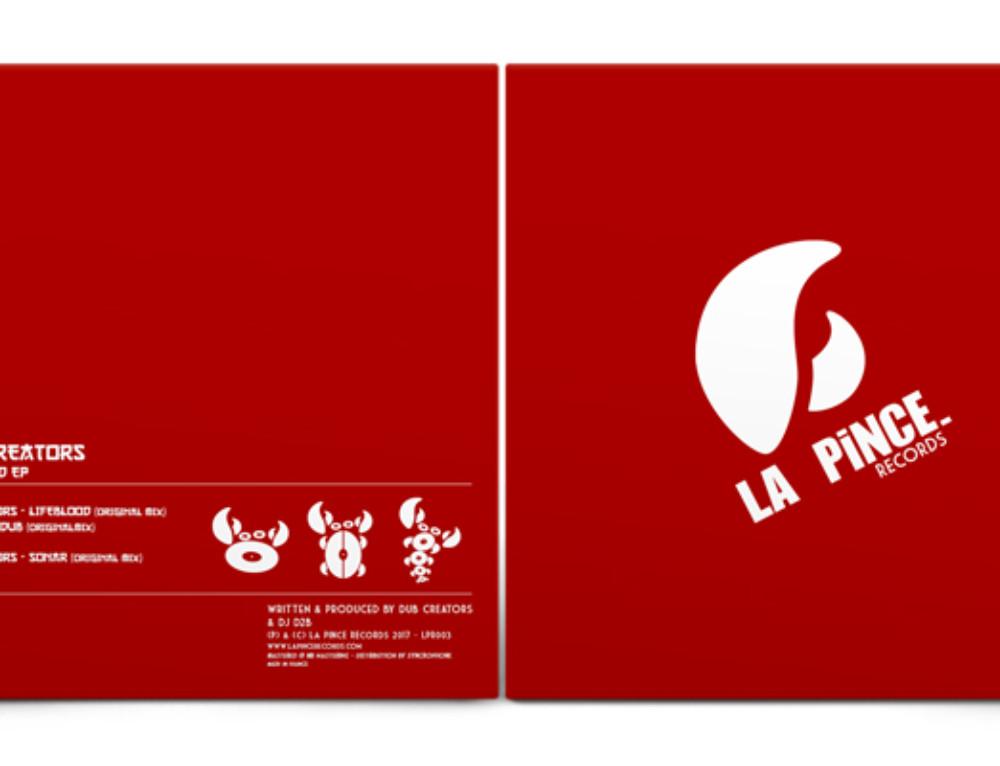 DUB CREATORS – LIFEBLOOD EP