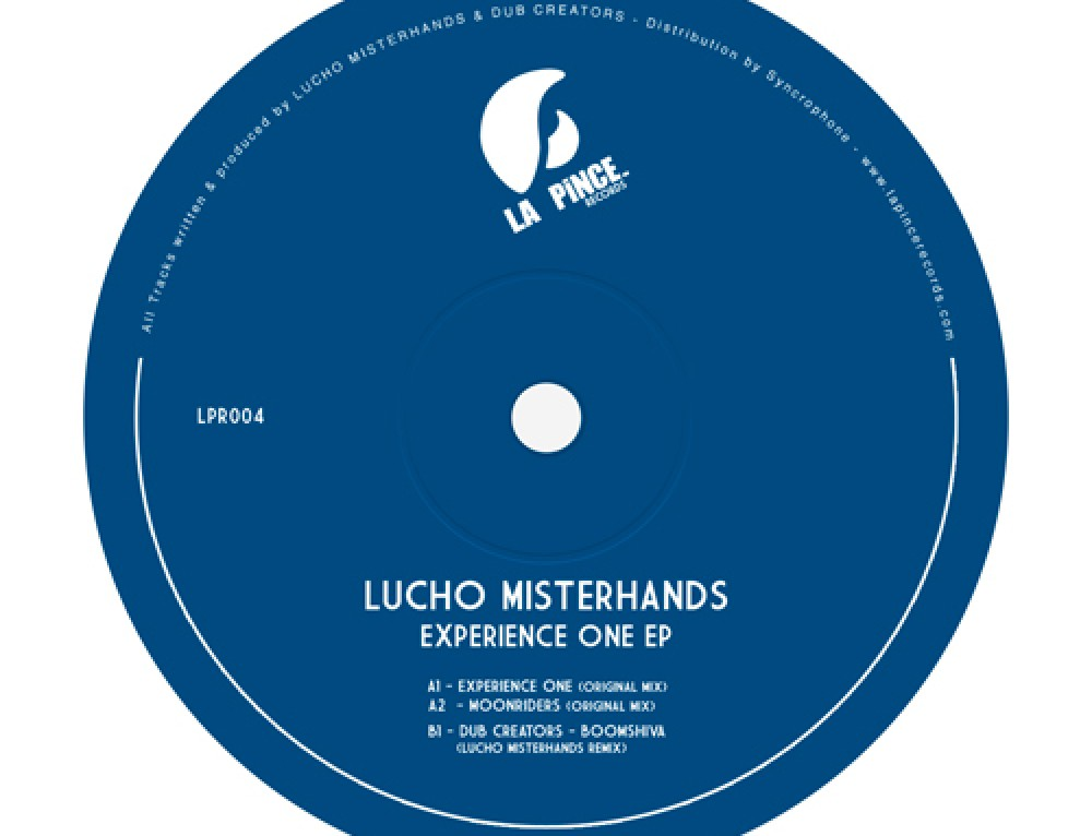 LPR004 Available now! – Experience One EP of Lucho Misterhands