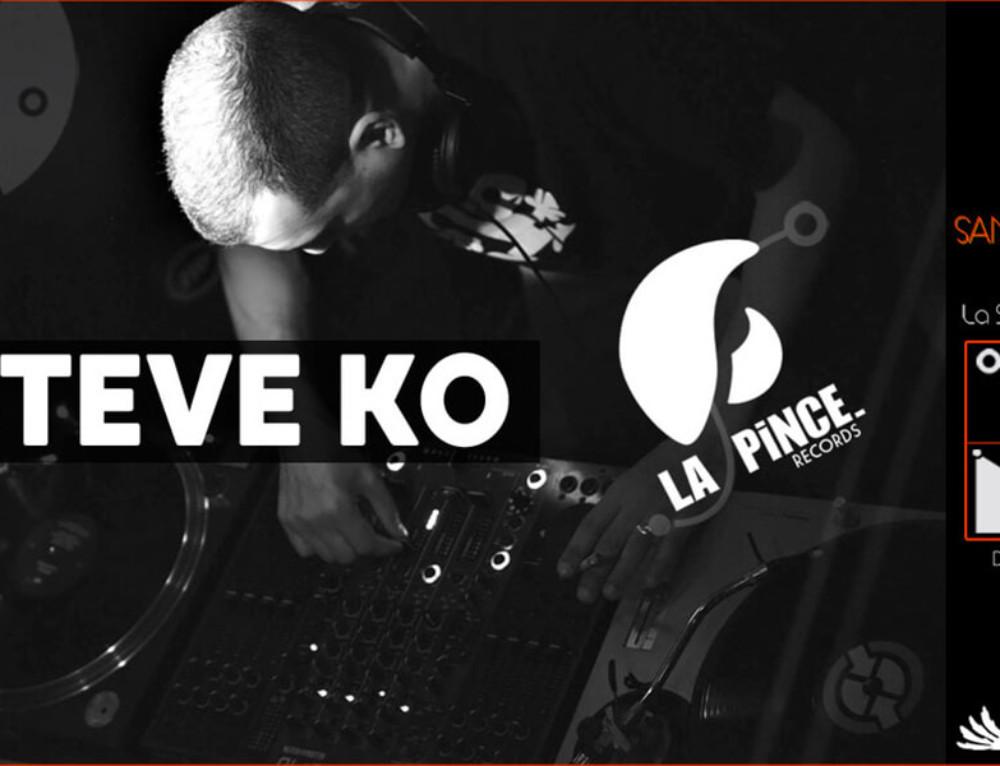 Steve Ko – La Souris Mécanik –  Reunion Island