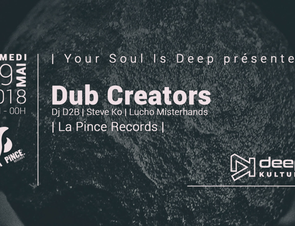 Deep Kulture – Your Soul is Deep – Dub Creators