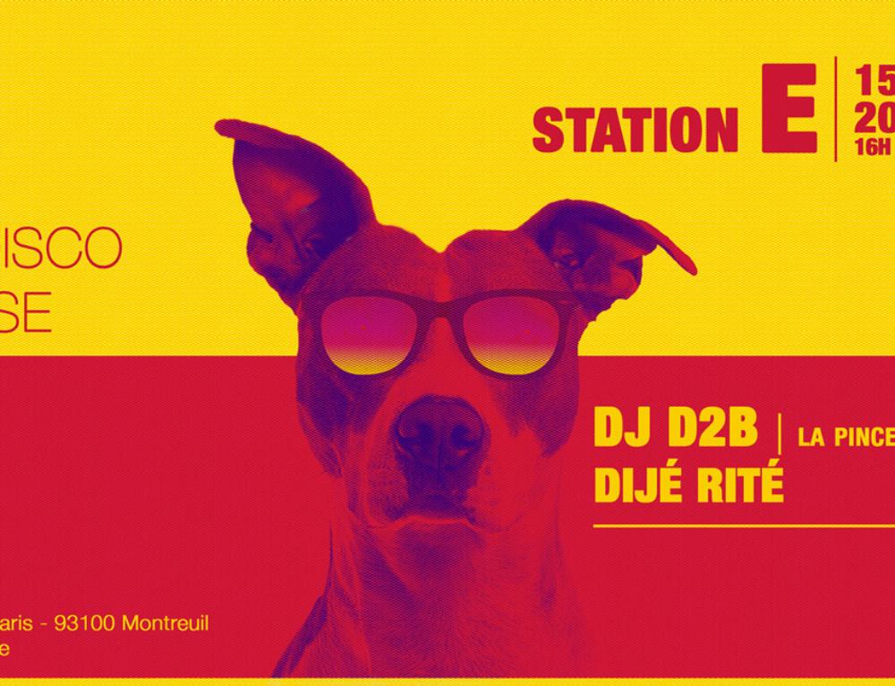 DJ D2B – STATION E