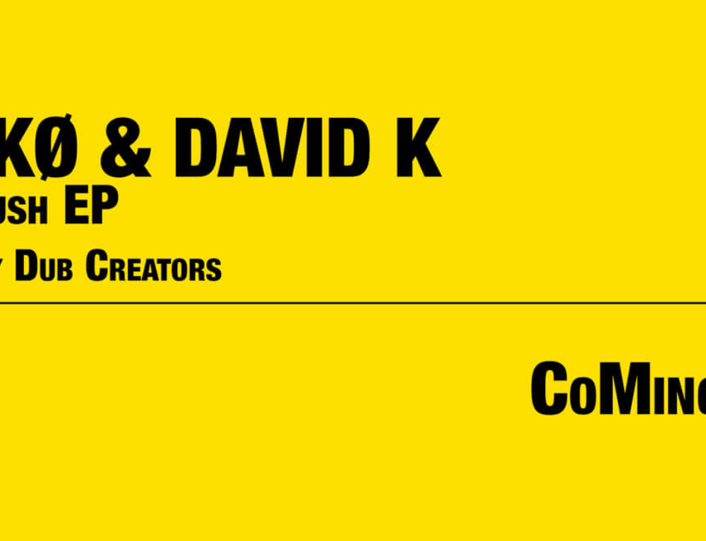STEVE KØ & DAVID K – Ain't No Krush – Coming Soon