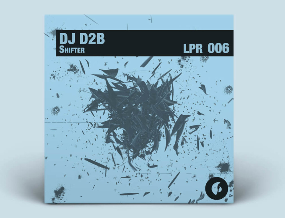 DJ D2B – Shifter – DIGITAL VERSION