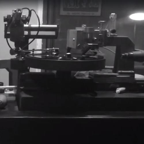 Video cutting vinyl LPR004