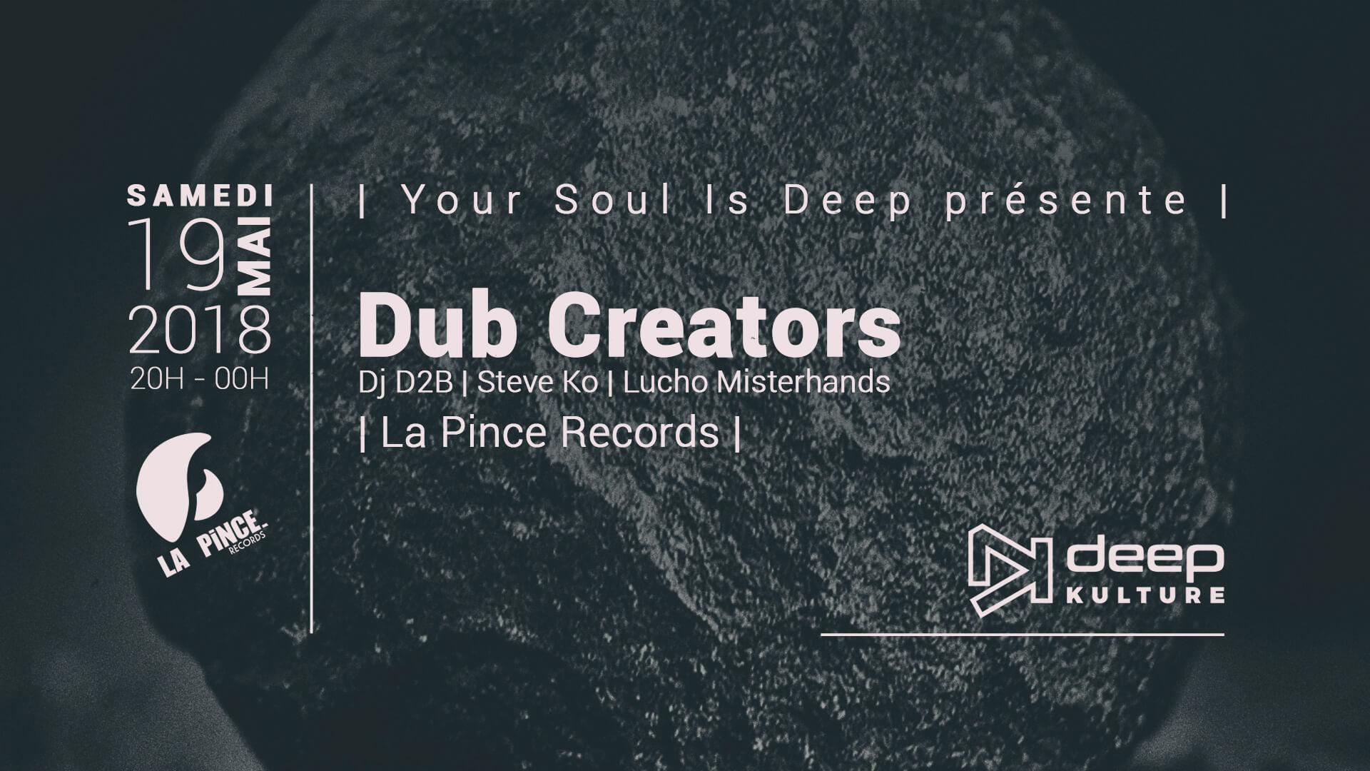 Deep Kulture – Your Soul is Deep – Dub Creators