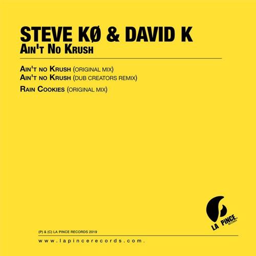 Steve Ko & David K – Ain't No Krush out now on digital stores