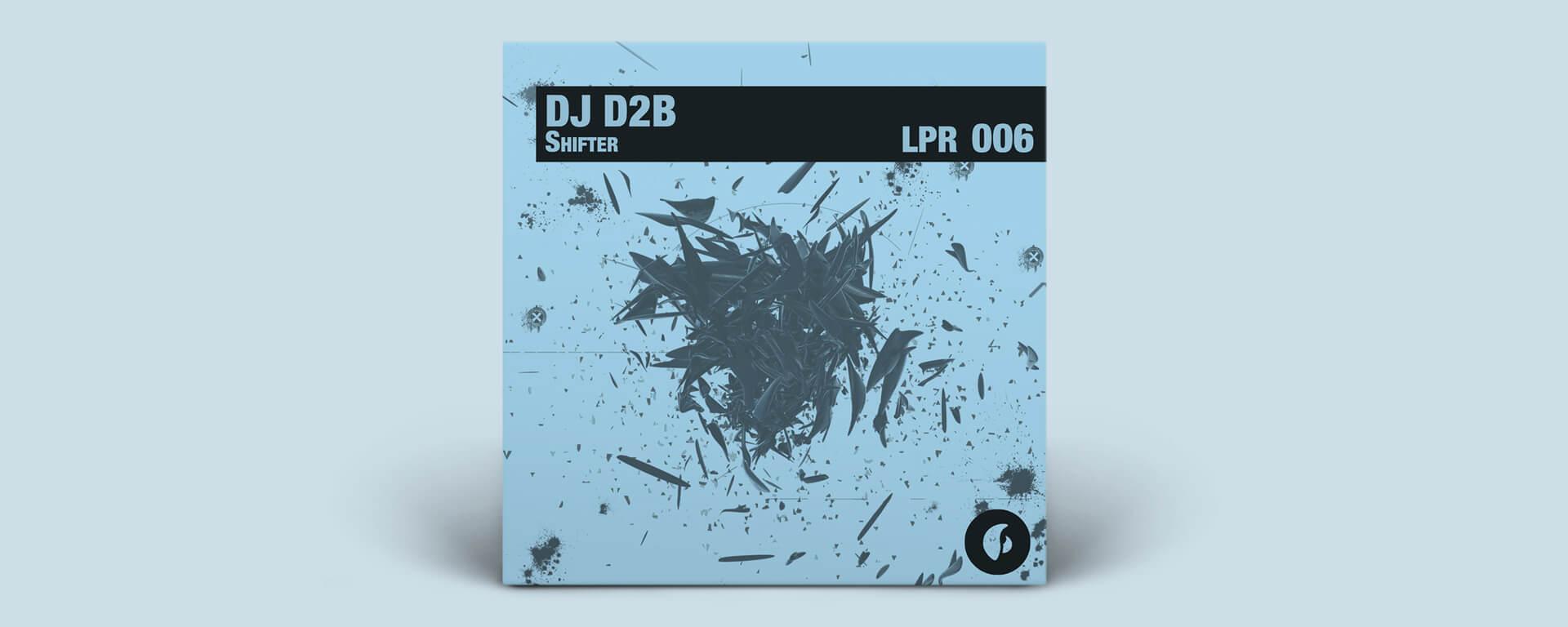DJ D2B – Shifter – DIGITAL VERSION