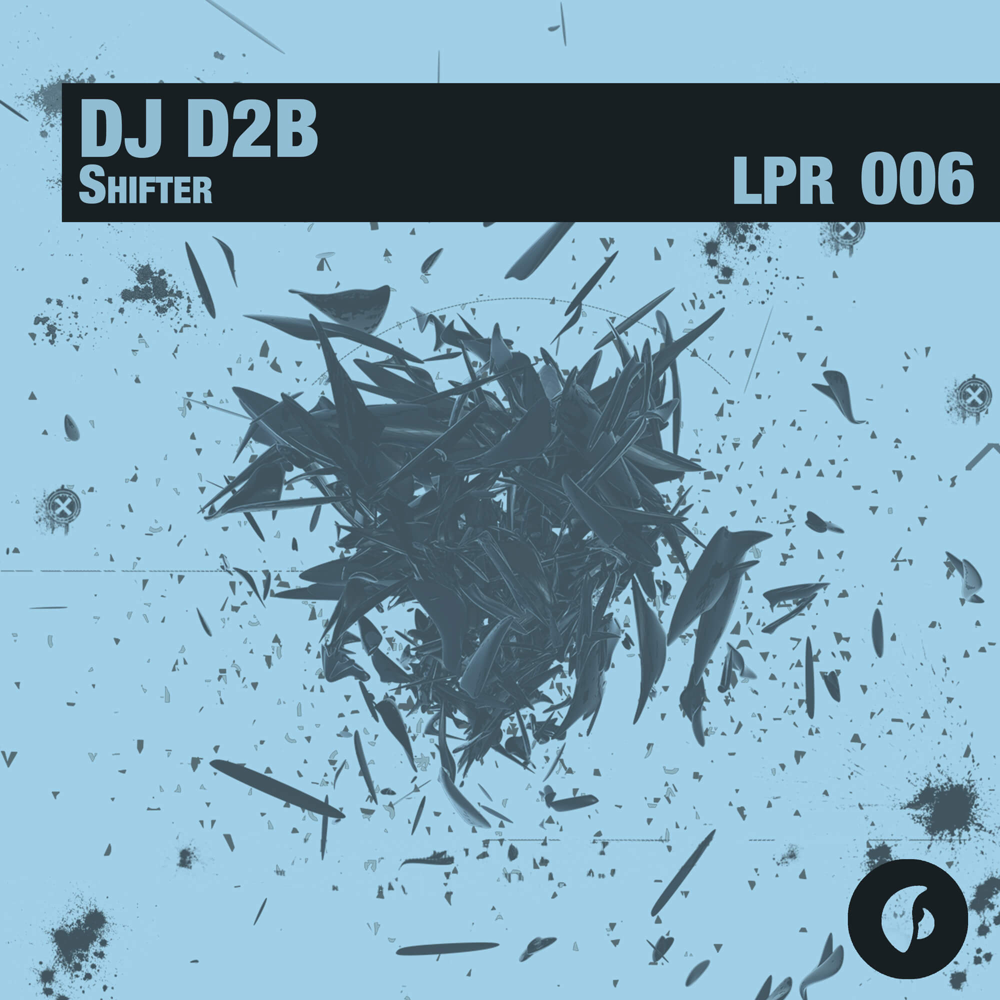 DJ D2B – Shifter out now on digital stores